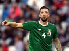 Republic of Ireland defender Shane Duffy has lost his place in the Celtic team (Steven Paston/PA)