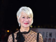 Dame Helen Mirren will star as a villain in superhero sequel Shazam, it has been announced (Matt Crossick/PA)