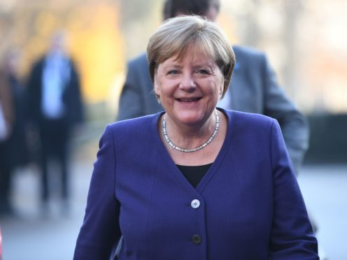 German Chancellor, Angela Merkel (Chris J Ratcliffe/PA)