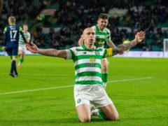 Scott Brown is leaving Celtic this summer (Kenny Smith/PA)