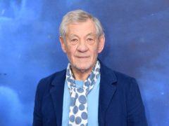 Sir Ian McKellen (Matt Crossick/PA)