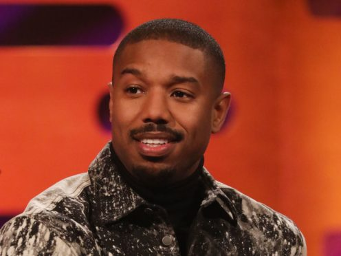 Michael B Jordan will make his directorial debut with Creed III, studio MGM has confirmed (Isabel Infantes/PA)