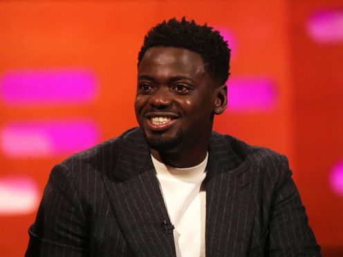 Daniel Kaluuya is one of a record nine non-white acting nominees at this year's Oscars (Isabel Infantes/PA)