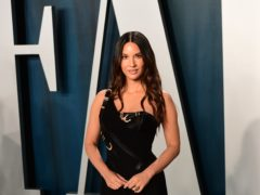 Olivia Munn praised Joe Biden after the president condemned hate crimes against Asian Americans during the coronavirus pandemic (Ian West/PA)