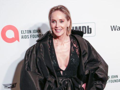 Sharon Stone (PA)