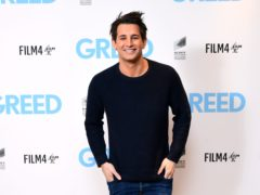 Ollie Locke and his husband Gareth are planning to become parents (Ian West/PA)