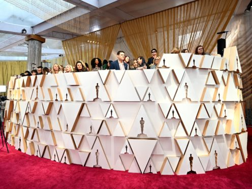 The Academy will reportedly allow British nominees to take part in the Oscars from London (Jennifer Graylock/PA)