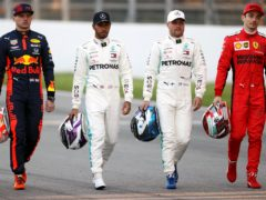 Who will come out on top as the drivers' line up for the 2021 Formula One season? (David Davies/PA)