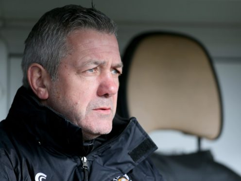 Daryl Powell is leaving Castleford (Richard Sellers/PA)