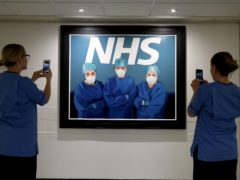 Gavin Williamson said ministers had 'put forward what we believe we can afford' for nurses (Andrew Milligan/PA)