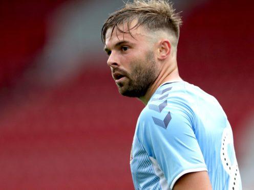 Matty Godden could return for Coventry (Bradley Collyer/PA)