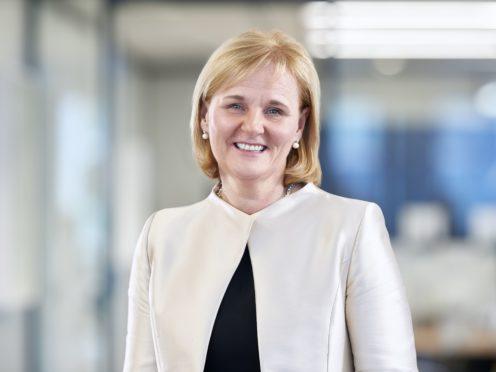 Amanda Blanc took over as Aviva chief executive last year (Aviva/PA)