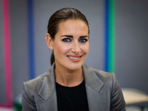 Kirsty Gallacher (Aaron Chown/PA)