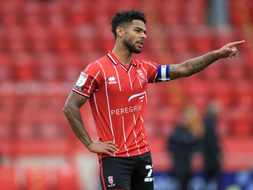 Liam Bridcutt is fit again (Mike Egerton/PA)