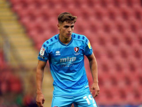 Cheltenham striker George Lloyd is facing three weeks on the sidelines (Tess Derry/PA)