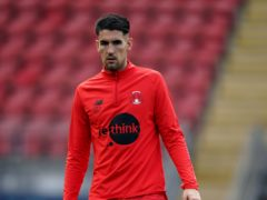 Conor Wilkinson made an impression off the bench in Leyton Orient's 4-0 defeat at Exeter (Tess Derry/PA)