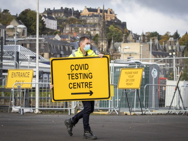 Scotland's Health Secretary has said there is no evidence of community transmission of the concerning coronavirus variant from Maunaus, Brazil (Jane Barlow/PA)