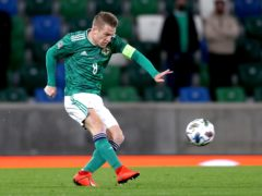 Steven Davis has emphasised the importance of making a strong start to World Cup qualifying (Liam McBurney/PA)