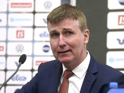 Stephen Kenny wants to build a Republic of Ireland team which excites supporters (Emmi Korhonen/PA)