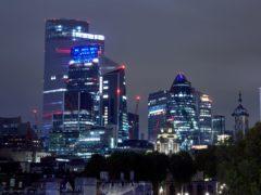 The City of London (John Walton/PA)