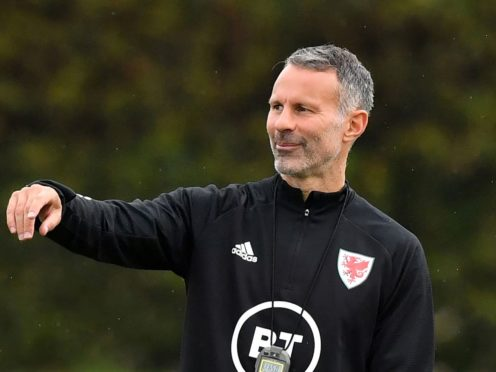 Absent Wales manager Ryan Giggs will be involved in the start of their World Cup qualifying campaign (Ben Birchall/PA)