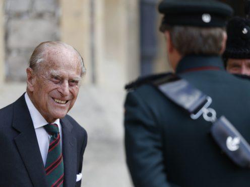 The Duke of Edinburgh (PA Wire)