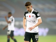 Scott Parker admitted he is fearful that captain Tom Cairney could miss the remainder of the season (Julian Finney/PA)