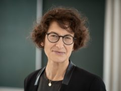 Dr Ozlem Tureci says gender equality at the company helped the team produce a vaccine so quickly (BioNTech SE 2020/PA)