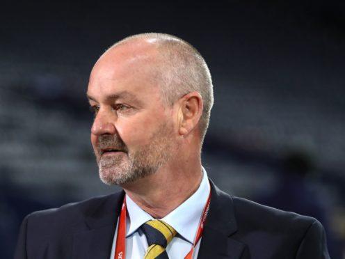 Steve Clarke's Scotland begin their qualifying campaign against Austria on Thursday (Andrew Milligan/PA)