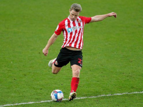 Grant Leadbitter is out for Sunderland (Richard Sellers/PA)