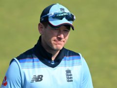 Eoin Morgan will miss the last two ODIs against India (Shaun Botterill/PA)