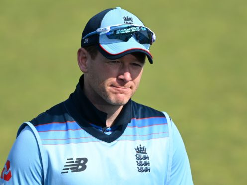 Eoin Morgan is happy to see lockdown restrictions being eased (Shaun Botterill/PA)