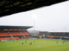 Barnet were stung by Chesterfield at The Hive (Zac Goodwin/PA)