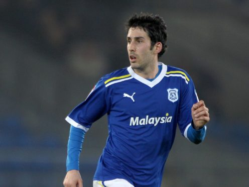 Peter Whittingham, playing for Cardiff City (PA)