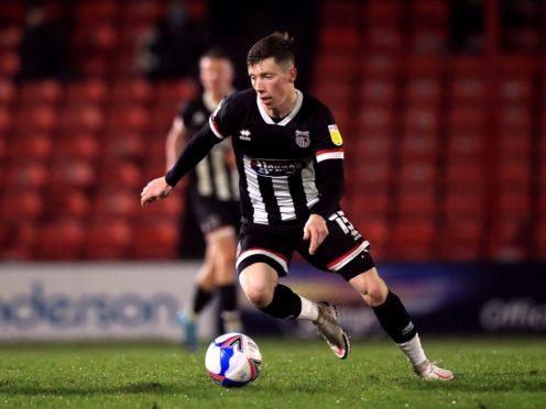 Harry Clifton has not featured since the defeat at Newport because of an ankle problem (Mike Egerton/PA)