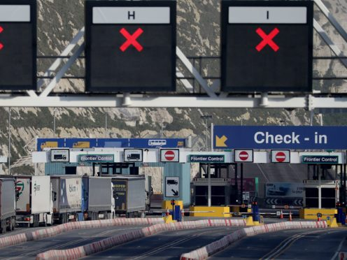 Ministers will reportedly hold discussions on whether add France to England's travel ban list (Gareth Fuller/PA)
