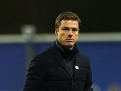 Fulham manager Scott Parker fears for the future of football (Tess Derry/PA)
