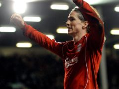 Fernando Torres scored 81 goals in 142 appearances for Liverpool (Anna Gowthorpe/PA)