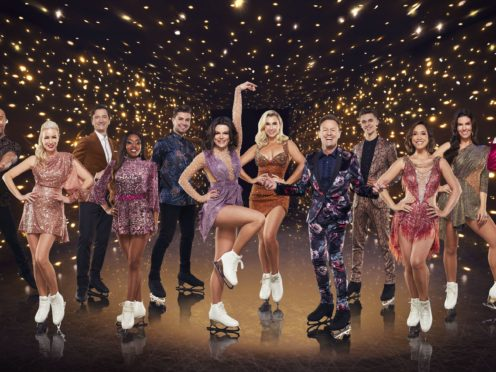 Dancing On Ice (Matt Frost/ITV)