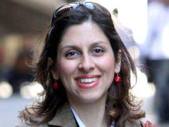 Nazanin Zaghari-Ratcliffe is still unable to return to London (PA)