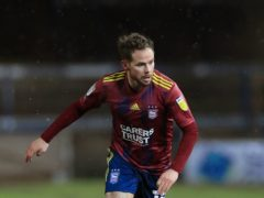 Alan Judge could return for Ipswich (Mike Egerton/PA)