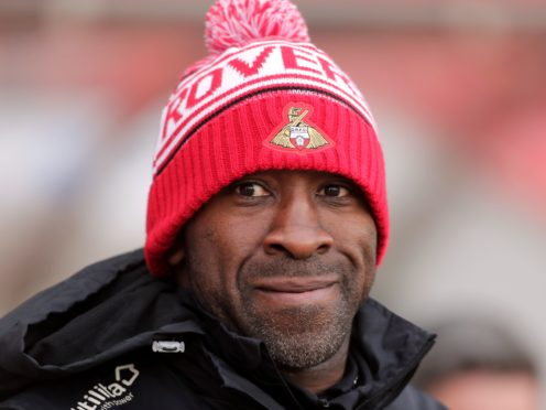 Darren Moore has left Doncaster to take up the managerial vacancy at Sheffield Wednesday (Richard Sellers/PA)