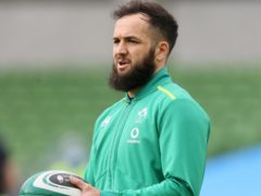 Ireland scrum-half Jamison Gibson-Park will make his third consecutive start in the Six Nations (Brian Lawless/PA)