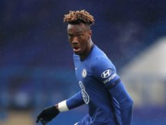 Tammy Abraham has been told to focus on his form at Chelsea to break back into the England set-up (Nick Potts/PA)