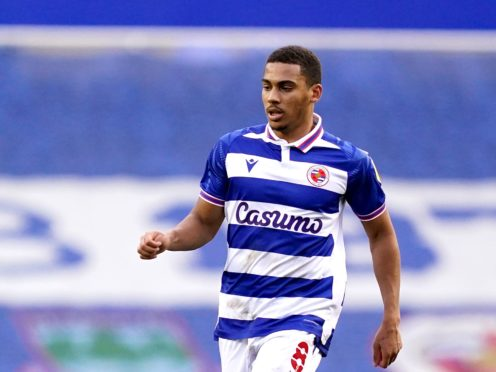 Andy Rinomhota could be among a number of players missing for Reading for the visit of QPR (John Walton/PA)