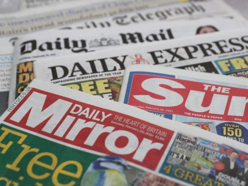 What the papers say – March 31 (PA)