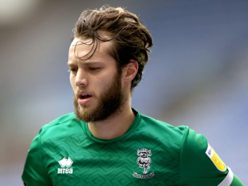 Jorge Grant is unlikely to be available for Lincoln (Tim Markland/PA)