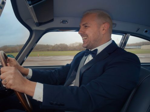 Paddy McGuinness revealed Top Gear considered recording links for its studio elements from a barge on the Thames after leaving its previous home after almost 20 years (BBC/PA)
