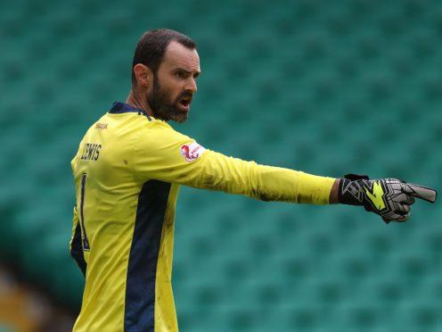 Aberdeen goalkeeper Joe Lewis (Andrew Milligan/PA)