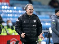 Leeds head coach Marcelo Bielsa (pictured) has been impressed with Fulham counterpart Scott Parker this season (Tim Goode/PA)